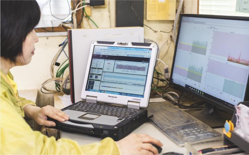 最先端のIoT技術で飼育管理の最適化・省力化